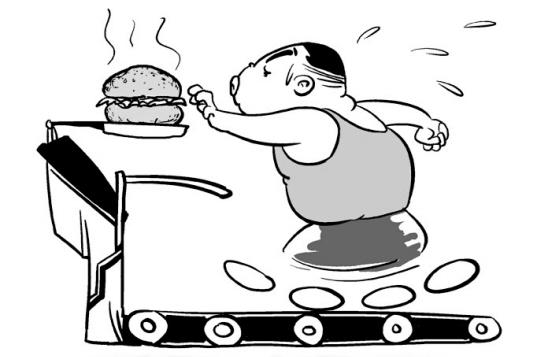 胖也是个罪
